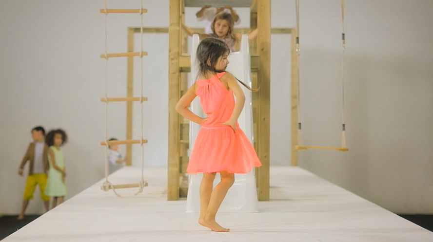 C&A Kidwalk: the best catwalk for kids!
