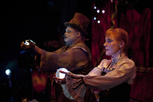 One night only: A Ghastly Ghathering at Center for Puppetry Arts, October 7
