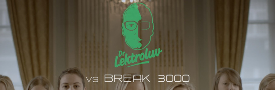 "Dr. Lektroluv releases new track and video: ""Discothèque"""