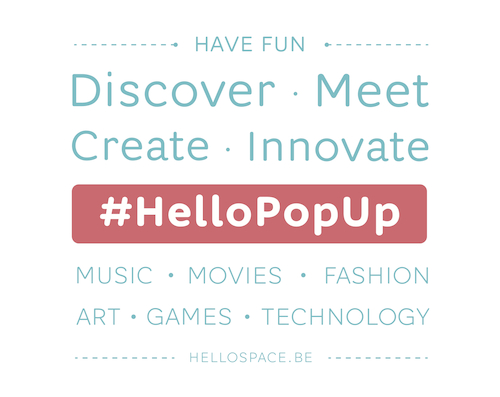 Hello bank! pop-up