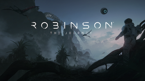 Crytek's Robinson: The Journey Is Out Now on Oculus Rift
