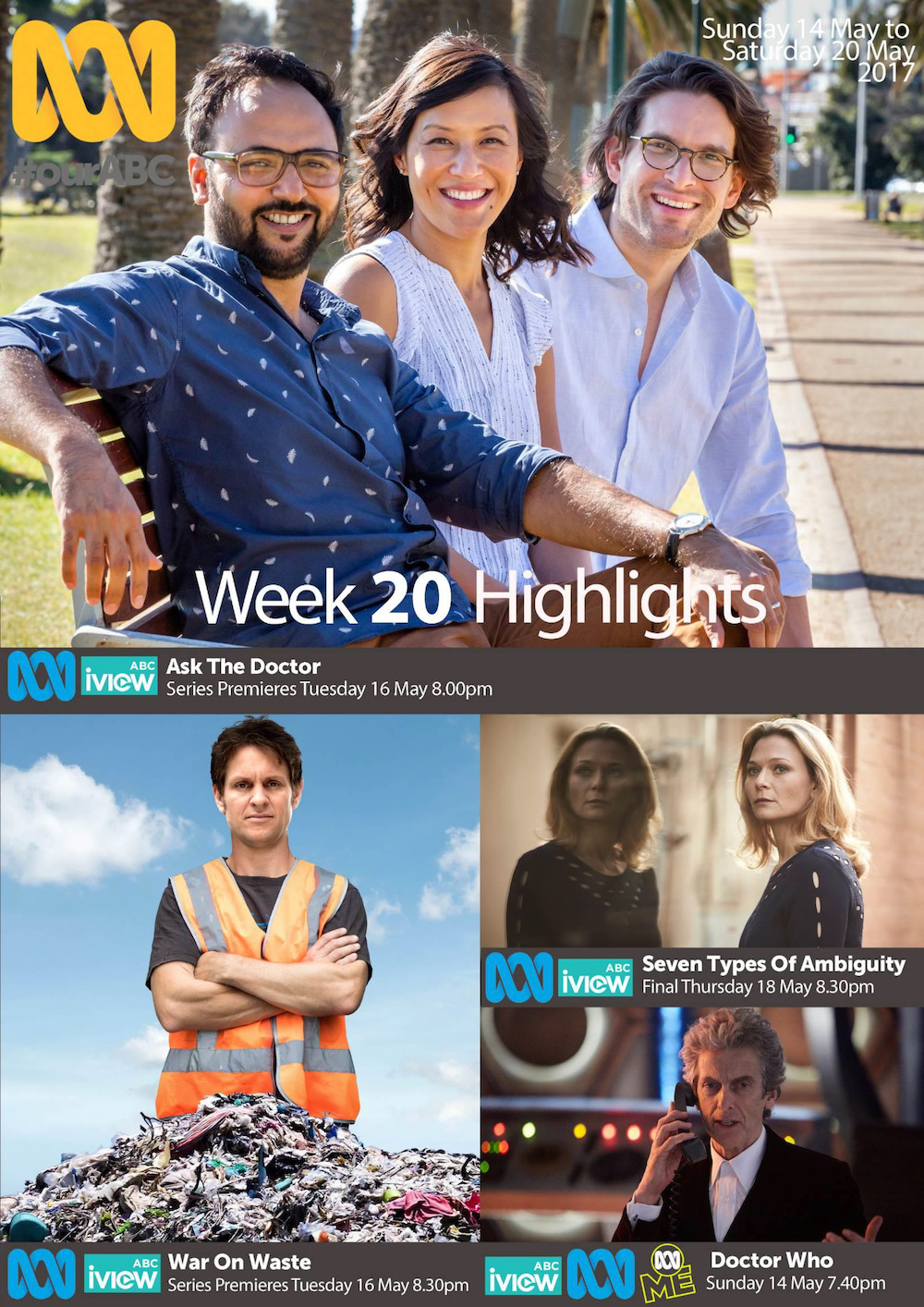 ABC Program Highlights - Week 20