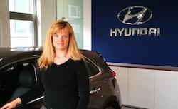Dominique Jacoby a été engagée comme nouveau Fleet & Corporate Sales Manager Hyundai Belux