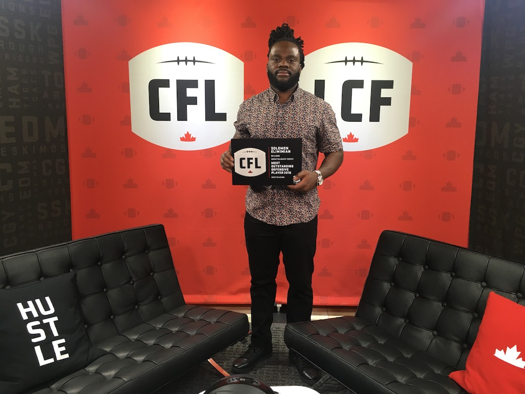 Solomon Elimimian (BC, West Division nominee, Most Outstanding Defensive Player)