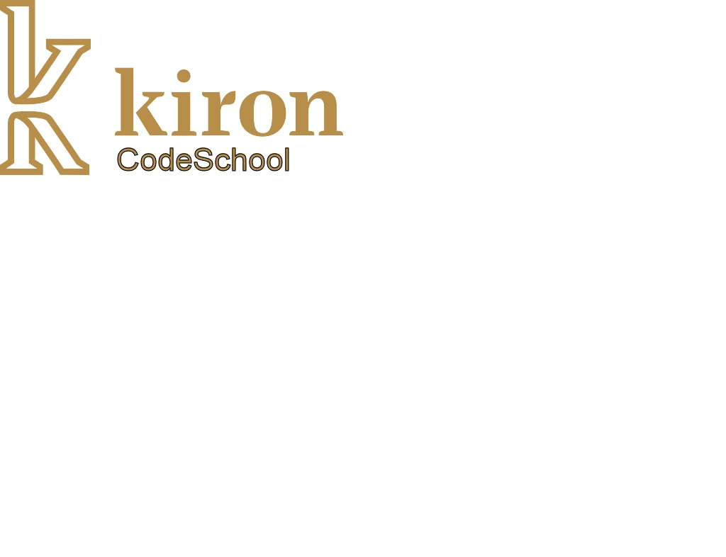 Logo Kiron CodeSchool