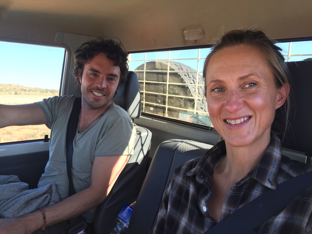 Damien Gameau and Nutritionist Fiona Moloney