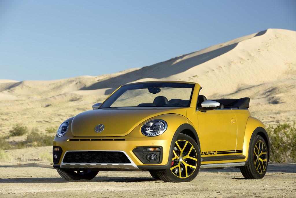 Beetle Dune cabrio