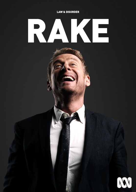 Rake is nominated for Most Outstanding Drama Series