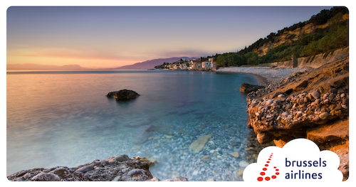Brussels Airlines launches new destination on the Belgian holiday market: Kalamata in the Greek Peloponnesus