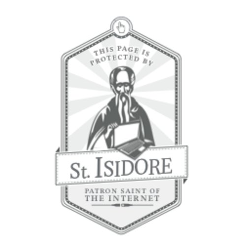 Preview: Saint Isidore protects new Leo Burnett Brussels website