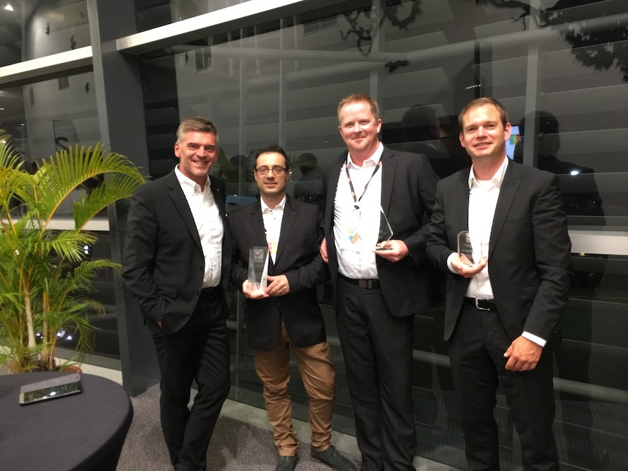 Reynaers Australia wins 3 Design Awards