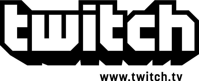 Twitch Black Logo URL