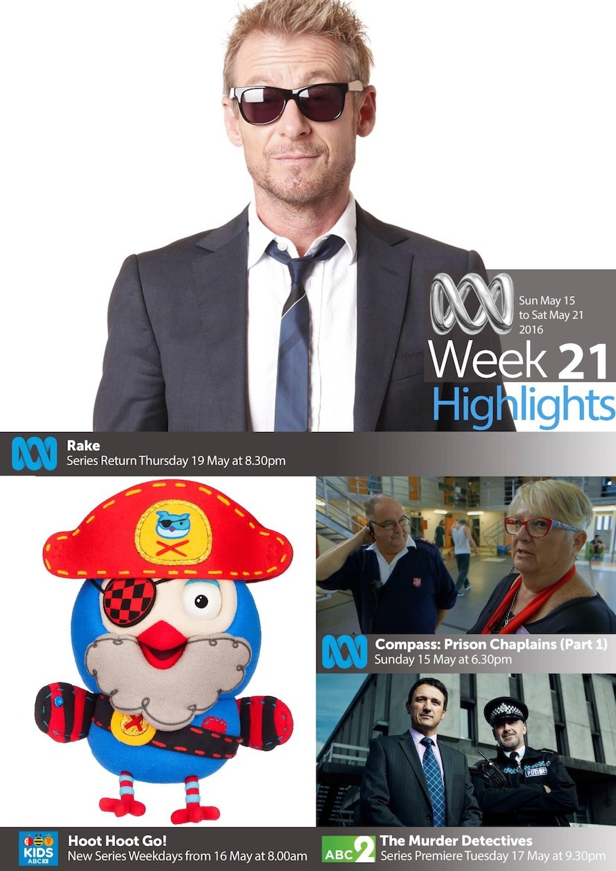 ABC Program Highlights - Week 21