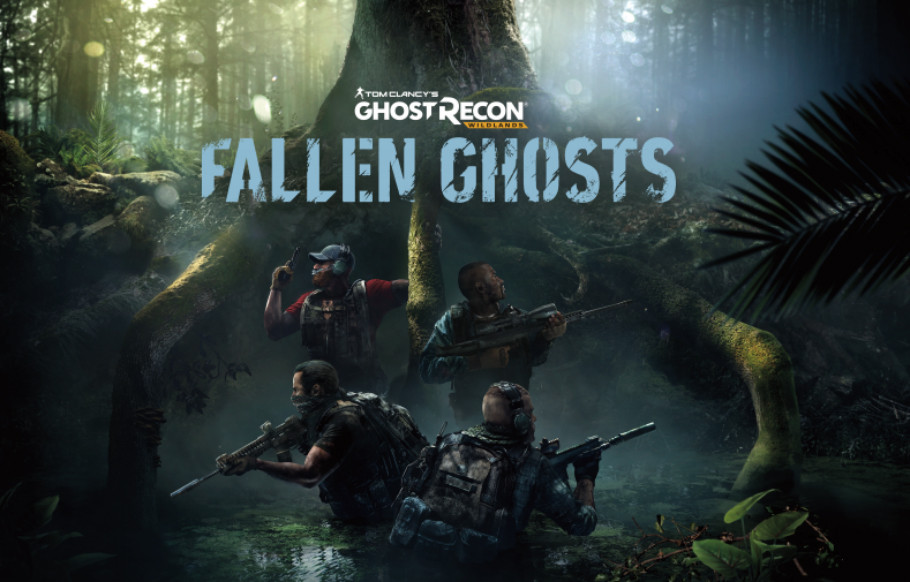 "CONVIÉRTETE EN EL ENEMIGO EN ""FALLEN GHOSTS"", EL NUEVO DLC DE TOM CLANCY'S GHOST RECON® WILDLANDS"