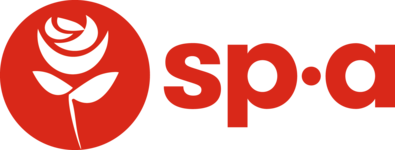 sp.a press room Logo