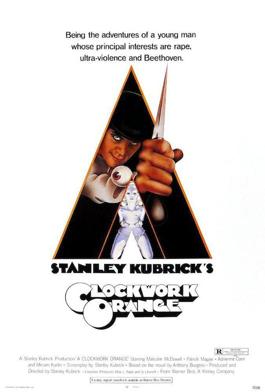 Affiche A Clockwork Orange