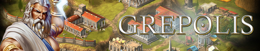 Grepolis Heroes released on English Worlds