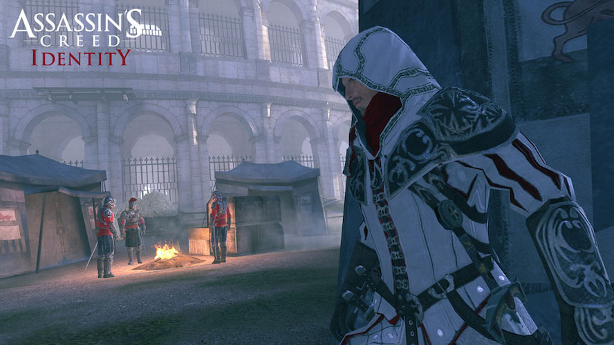 ASSASSIN'S CREED® IDENTITY  YA ESTÁ DISPONIBLE EN LA APP STORE