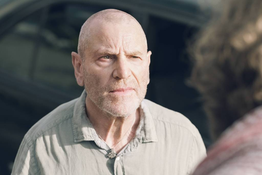 The missing 2: Julien Baptiste (Tchéky Karyo)<br/>(c) VRT/BBC