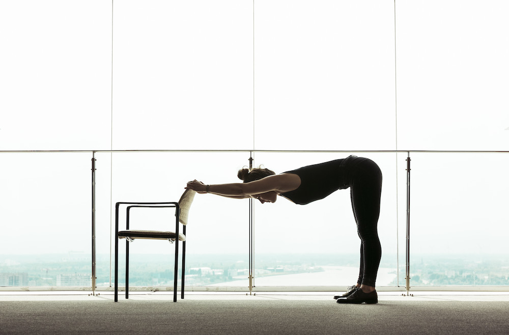 PERSUITNODIGING: Lancering Yoga at Work