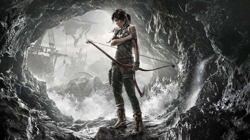 GeForce NOW Tomb Raider
