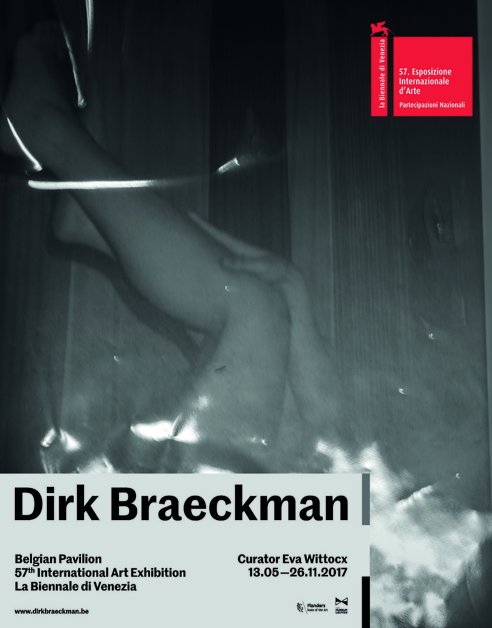 Dirk Braeckman creates new work for the Belgian Pavilion