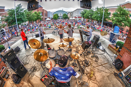 Mall of Georgia honors freedom and fun with 15th annual Star Spangled Fourth