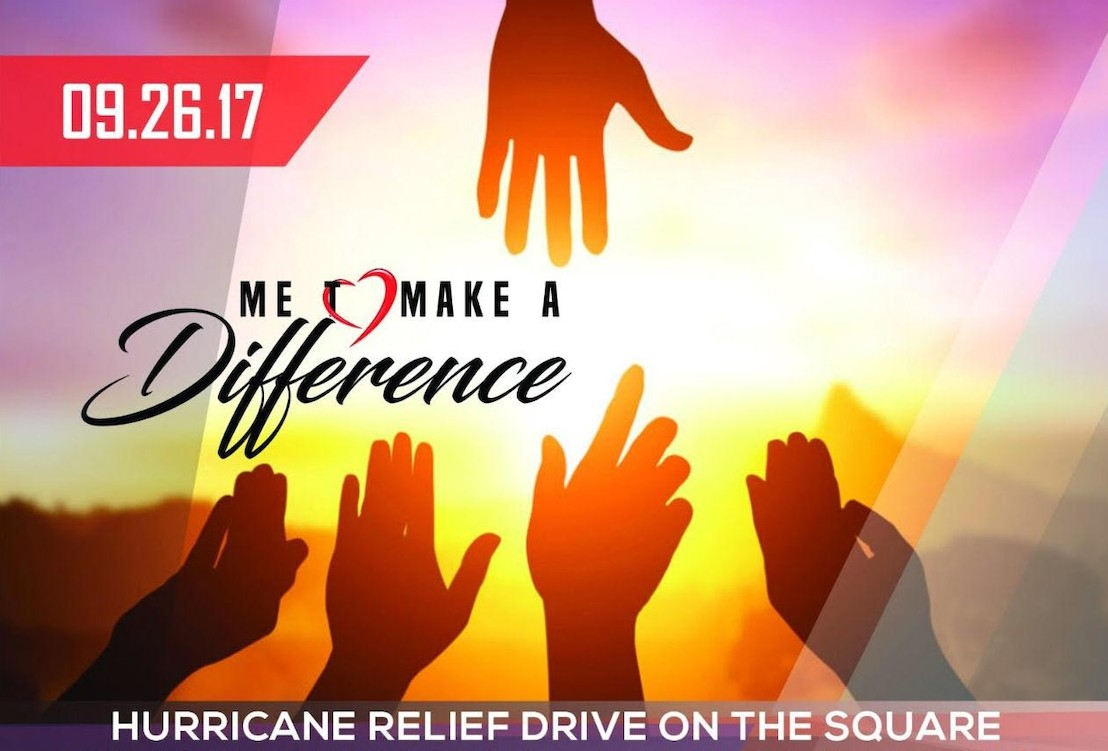 Saint Lucia: Hurricane Relief Drive on the Square
