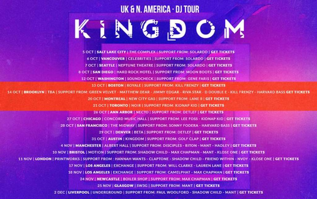Gorgon City Announce U.K. and North American Tour