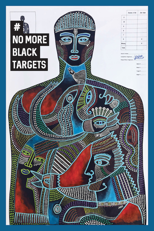 Preview: NO MORE BLACK TARGETS