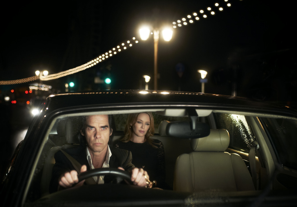Nick Cave & Kylie Minogue in 20,000 Days on Earth