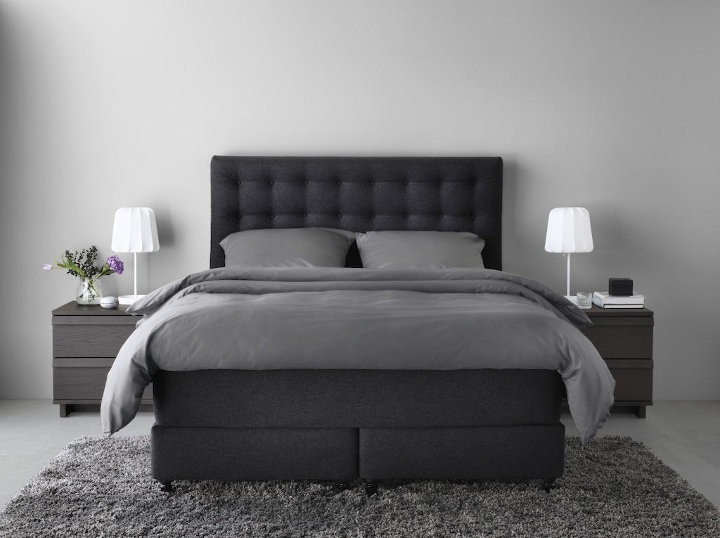 nouvelle s rie de lits boxspring pour un sommeil r parateur. Black Bedroom Furniture Sets. Home Design Ideas