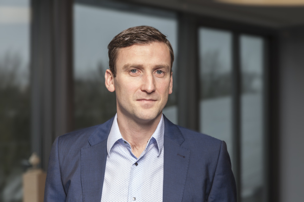 Stijn Degrieck, CEO Codit