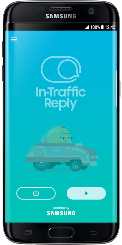 In-Traffic Reply