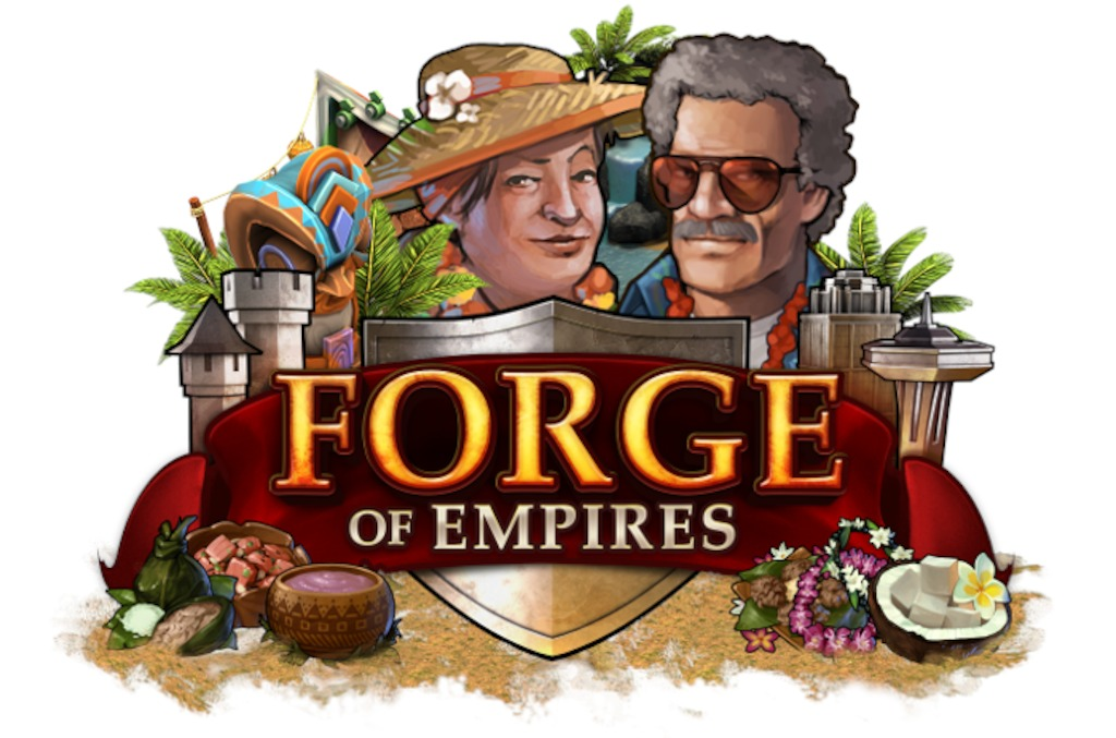 Forge of Empires Sommerevent Logo
