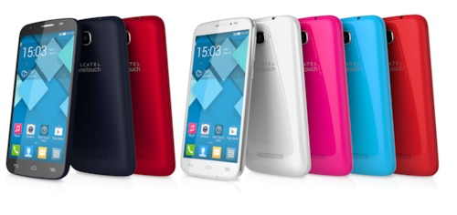 ALCATEL ONETOUCH POP C7
