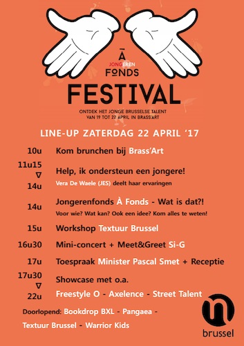 Persuitnodiging: slotmoment A Fonds Festival