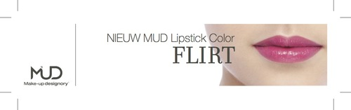 Make-Up Designory Lipsticks - FLIRT