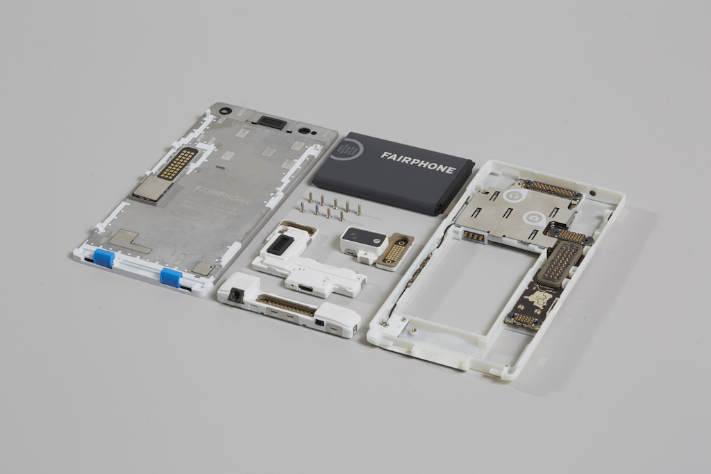 Fairphone modular design