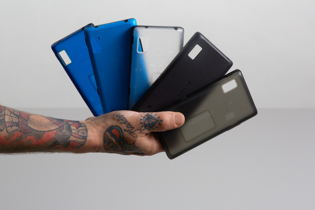 Fairphone protective cases