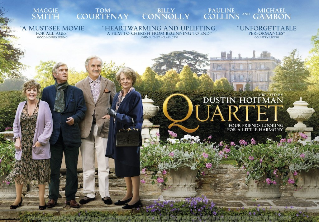 Quartet - A Film Distribution