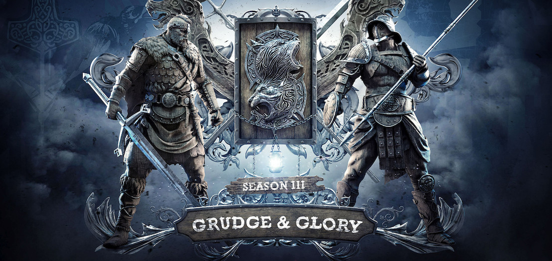 """GRUDGE & GLORY"", LA TERCERA TEMPORADA DE FOR HONOR®, SE ESTRENARÁ EL 15 DE AGOSTO"
