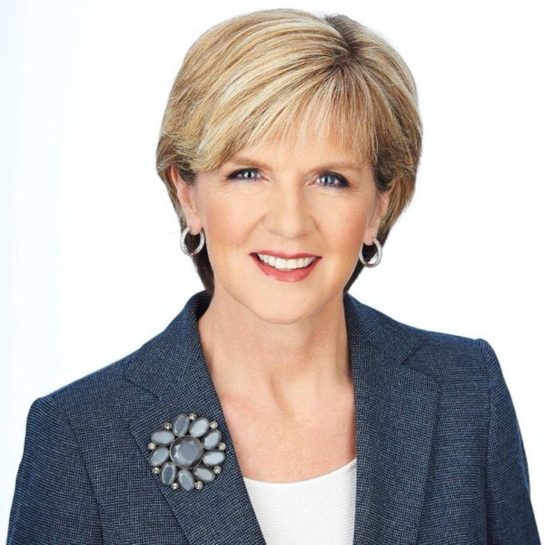 Foreign Minister Julie Bishop speak with Barrie Cassidy on Insiders, Sunday Feb 21 at 9am on ABC & iview