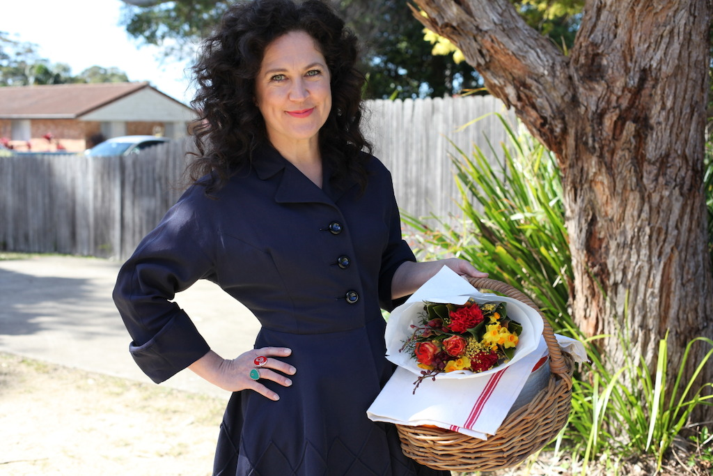 Annabel Crabb, host of Kitchen Cabinet