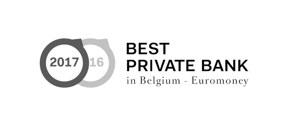 Bank Degroof Petercam verkozen tot Best Private Bank 2017 in België door Euromoney