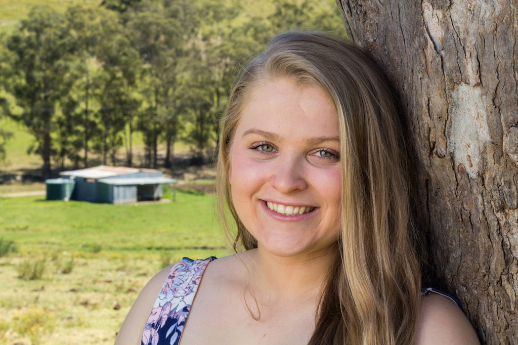 Caitlin Muddle (Dungog, NSW)