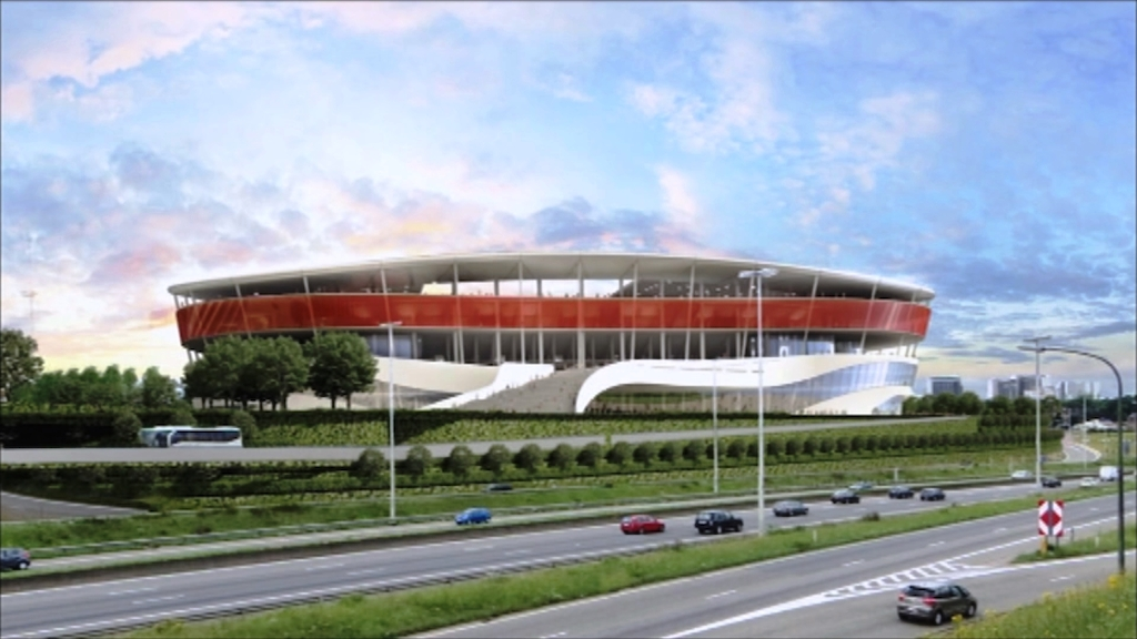 Preview Eurostadion 2020 - (c) VRT