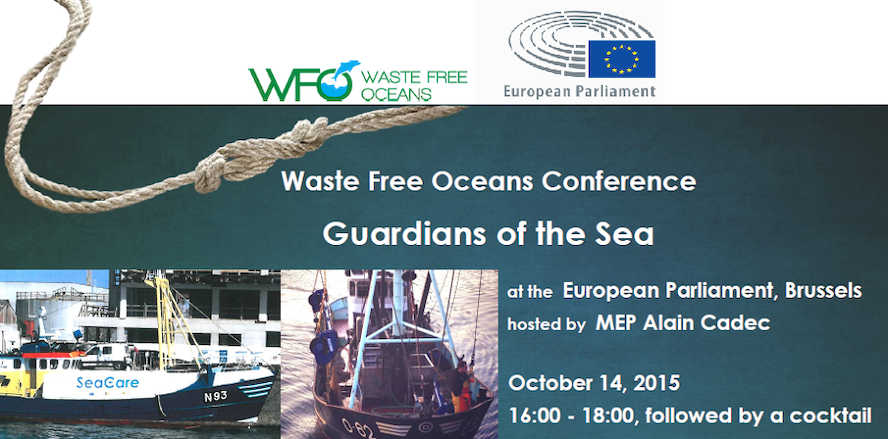Waste Free Oceans Conference: Guardians of the Sea