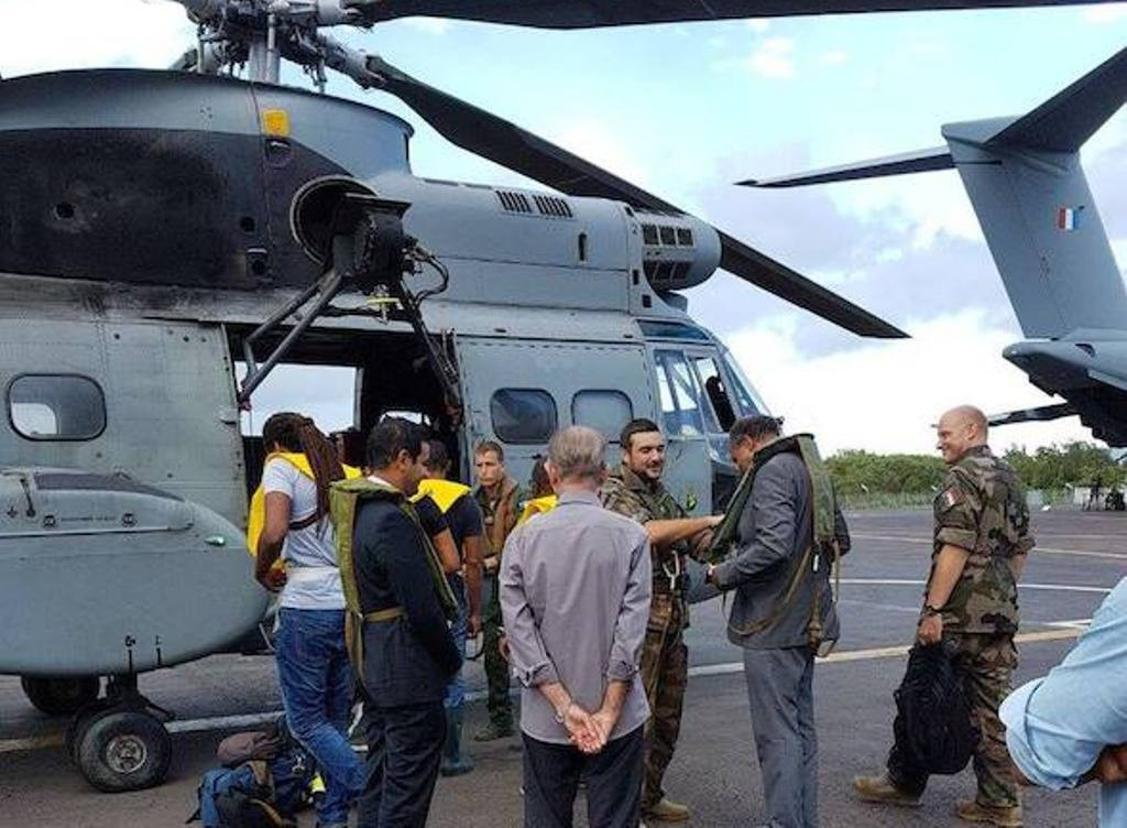 Martinique: Mobilization of Emergency Resources for Dominica