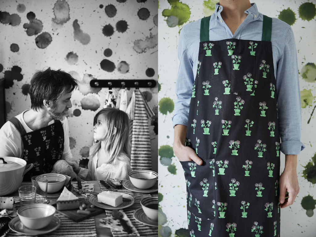 Ontdek sÄllskap; zweeds traditioneel design met een funky twist